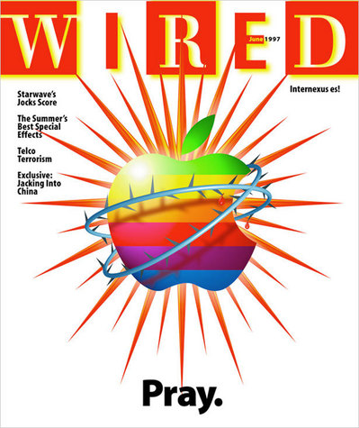 Wired cover, June 1997