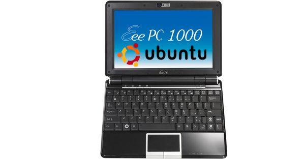 Ubuntu on Eee 1000