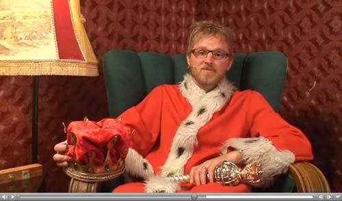Kasper resigns his crown