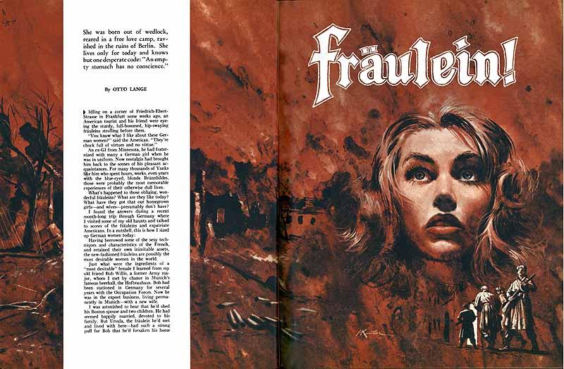 Kunstler - Fraulein