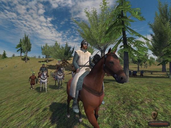 Mount and Blade screenshot