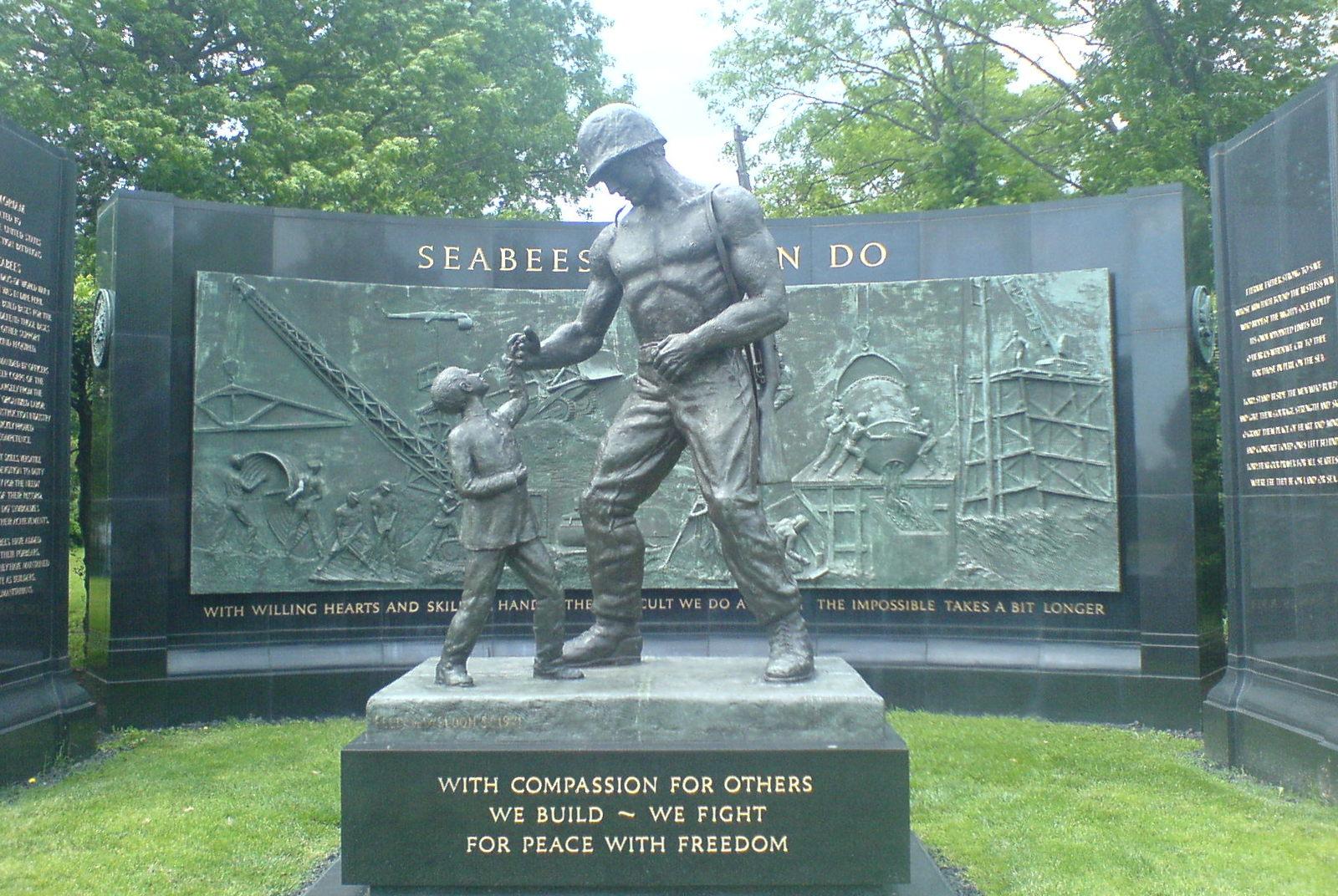 Seabees memorial