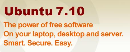 Ubuntu 7.10 released
