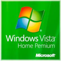 Windows Vista Home Pemium