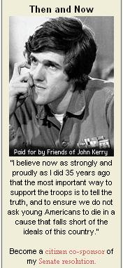 John Kerry blogad