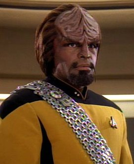 Your tiny human penis is no match for the might of the Klingon Empire!