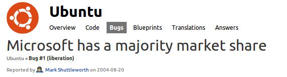 Ubuntu Bug #1