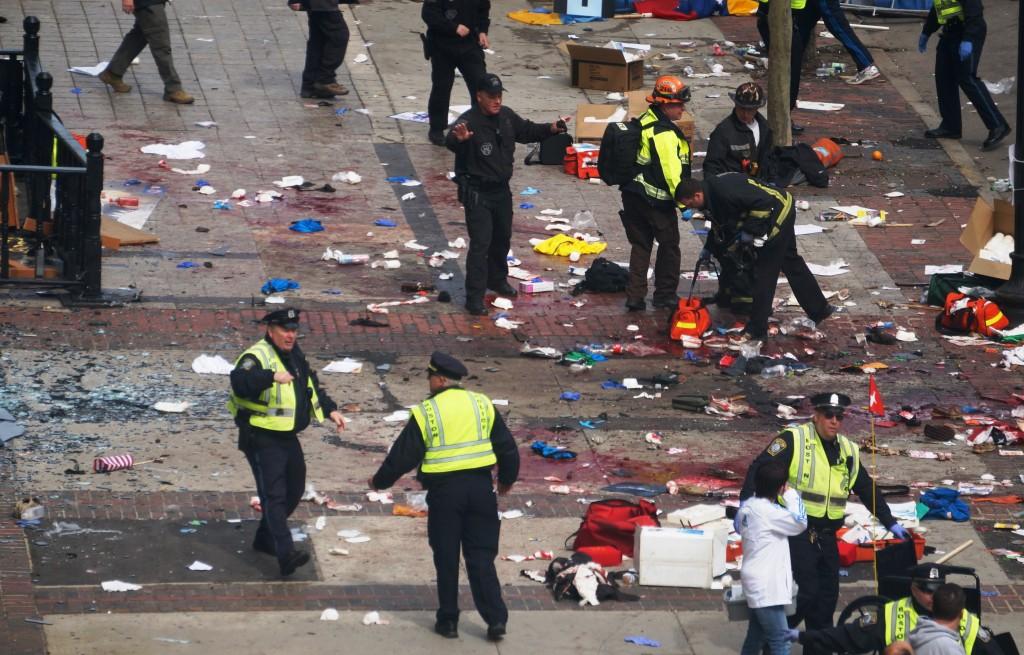 Boston Marathon bombing aftermath