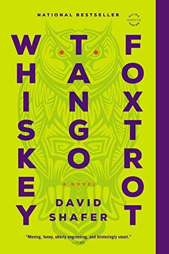 Whiskey Tango Foxtrot, by David Shafer