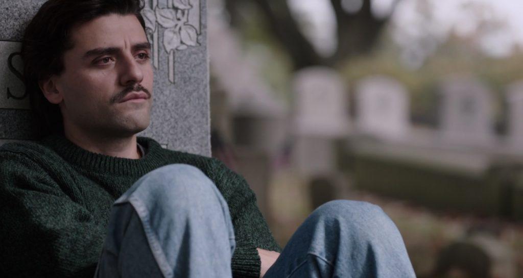 """Oscar Isaac as Nick Wasicsko in """"Show Me a Hero"""""""