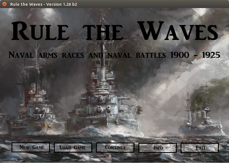 """Rule the Waves"": a unique, compelling game of naval strategy"