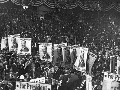 Democratic convention of 1924