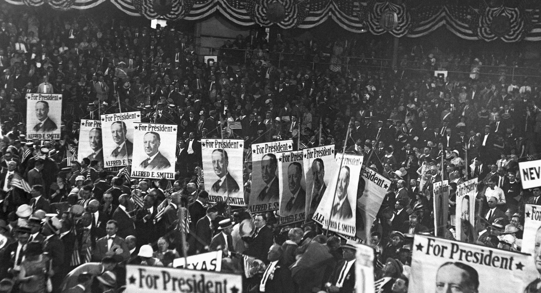 Democratic convention of 1924