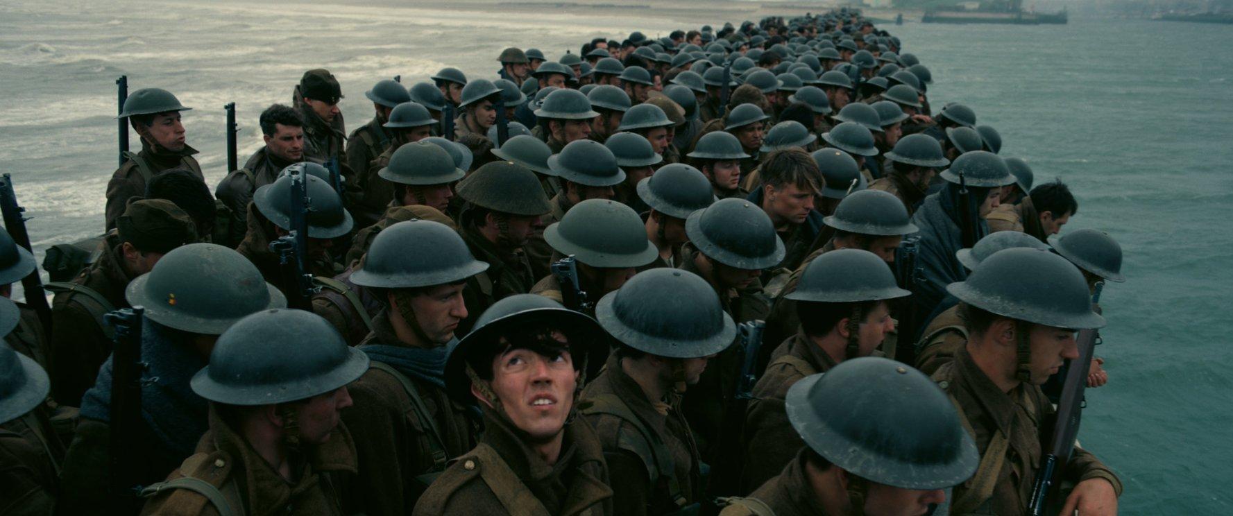 Dunkirk - the mole